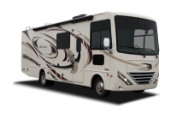 Class A Motorhomes at Florida Outdoors RV