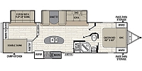 2018 Coachmen Freedom Express Deep Slide 320BHDS