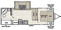 2019 Coachmen Freedom Express Ultra-Lite 248RBS