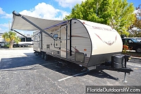 2017 Forest River Grey Wolf 27RR