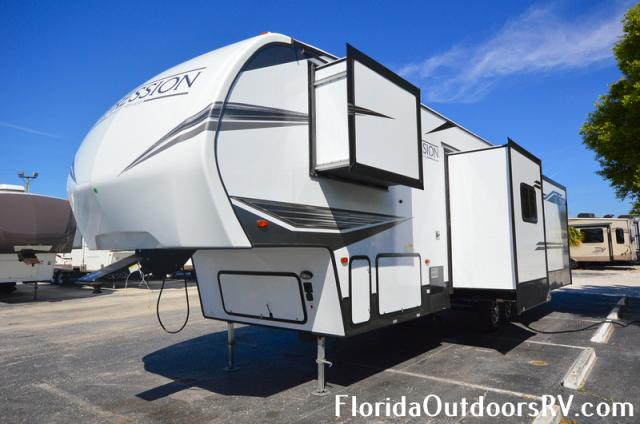 Forest River Impression 34MID For Sale at Florida Outdoors RV