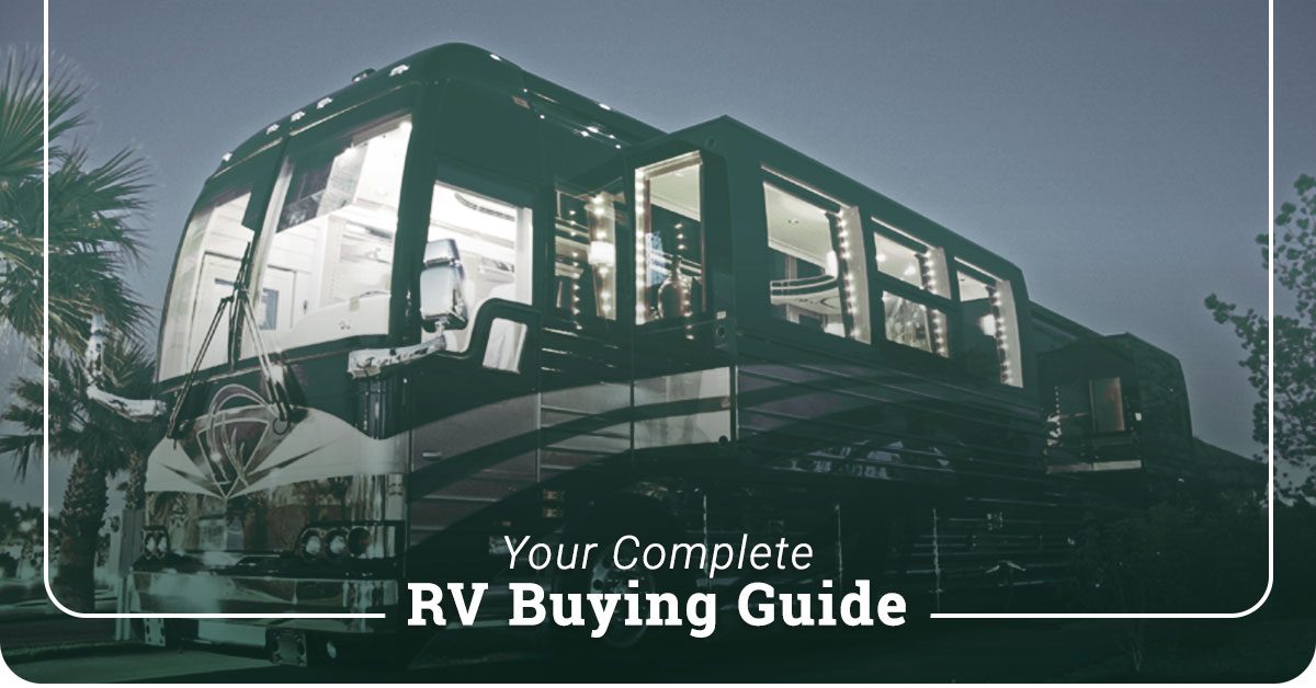 Your Complete RV Buying Guide