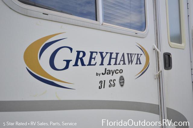 2005 Jayco Greyhawk 31 SS
