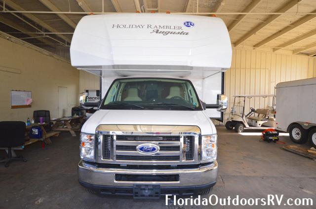 2016 Holiday Rambler Augusta LX 25G