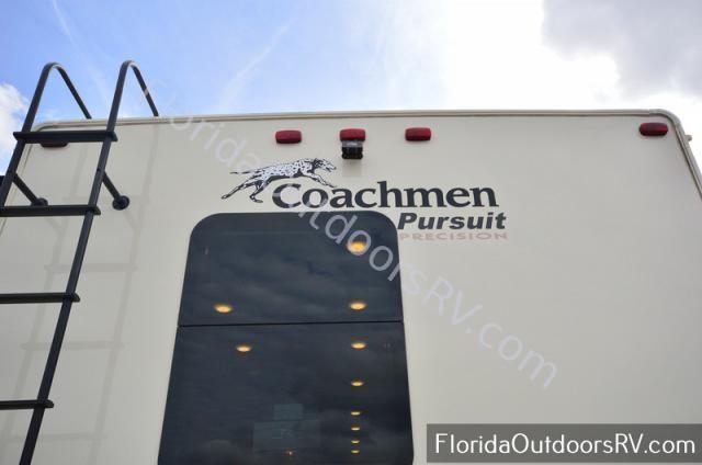 2018 Coachmen Pursuit 27DSP