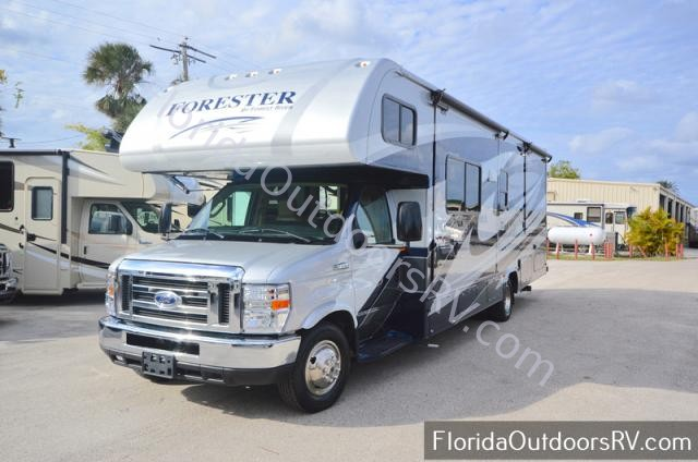 2018 Forest River Forester 2861DS