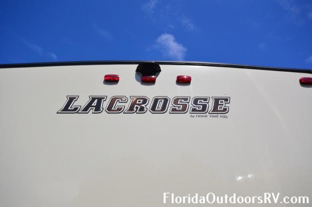 2018 Prime Time Lacrosse Luxury Lite 2911RB