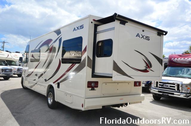 2018 Thor Motor Coach Axis RUV 25.2