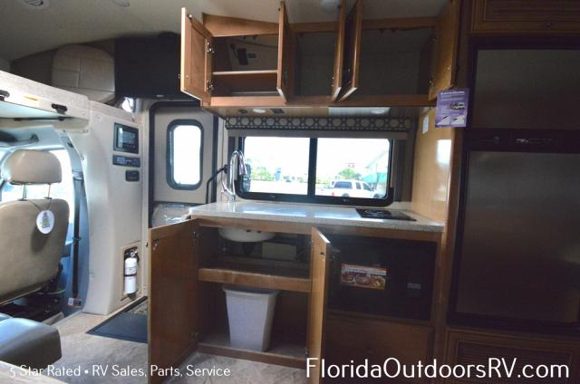 2018 Thor Motor Coach Citation Sprinter 24SJ