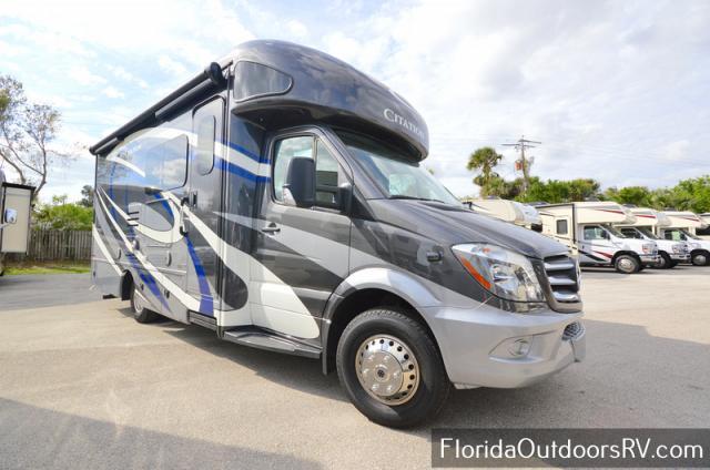 2018 Thor Motor Coach Citation Sprinter 24ss Shop For