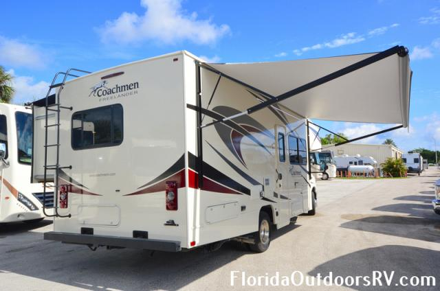 2019 Coachmen Freelander 26 DSF