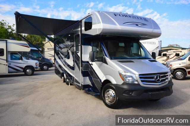 2019 Forest River Forester 2401r Mbs
