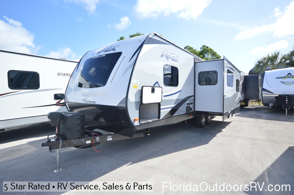 2020 Coachmen Apex Ultra Lite 279RLSS