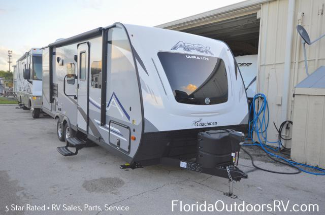 2021 Coachmen Apex Ultra Lite 251RBK