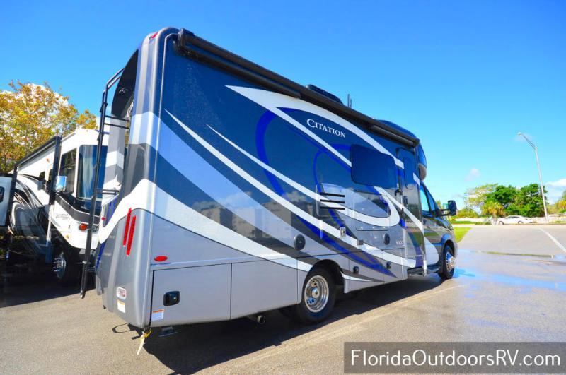 2018 Thor Motor Coach Citation 24SS