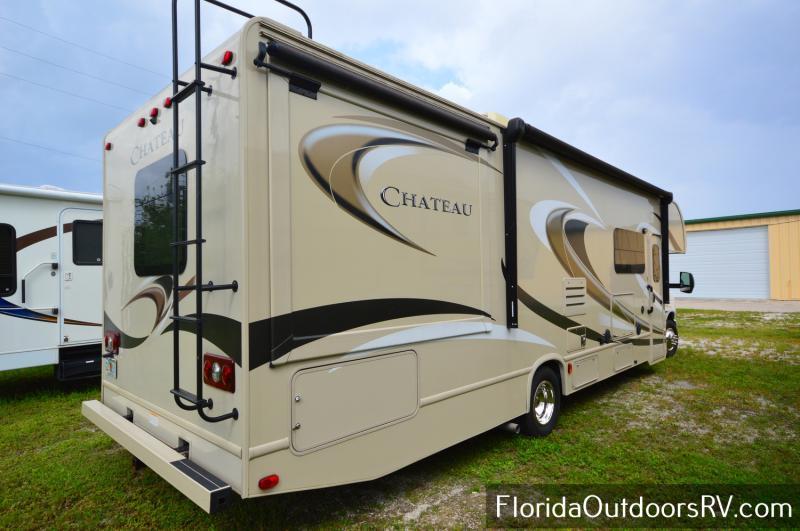 2016 Thor Motor Coach Chateau M-31