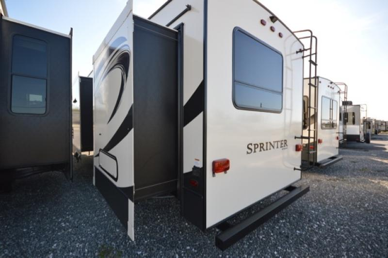 2017 Keystone Sprinter 359