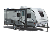 Travel Trailers at Florida Outdoors RV